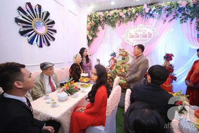 Khắc Việt cùng dàn trai đẹp showbiz mang lễ đến ăn hỏi bạn gái hotgirl - Ảnh 29.