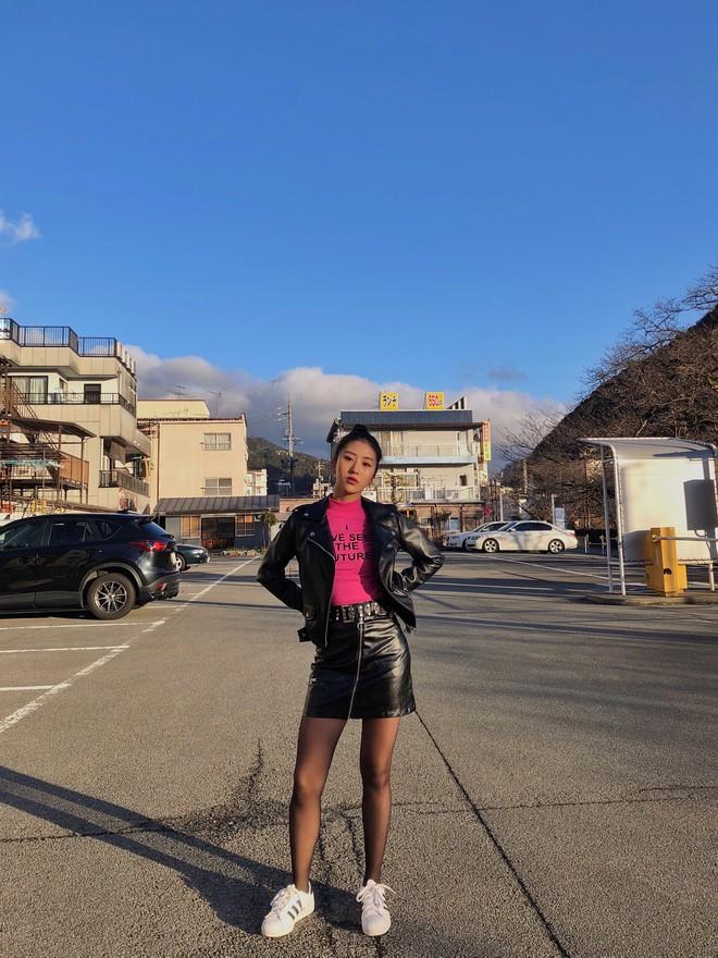 Nhìn ảnh Quỳnh Anh Shyn đi Nhật, ai cũng phải công nhận cô nàng đợt này makeup và ăn mặc xinh quá đỗi - Ảnh 10.