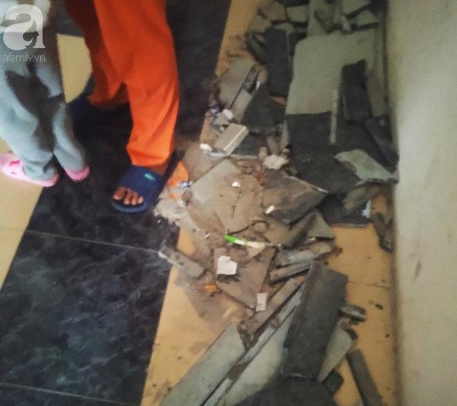 Hà Nội: Thang máy gặp sự cố tại chung cư, nhốt người dân bên trong - Ảnh 7.