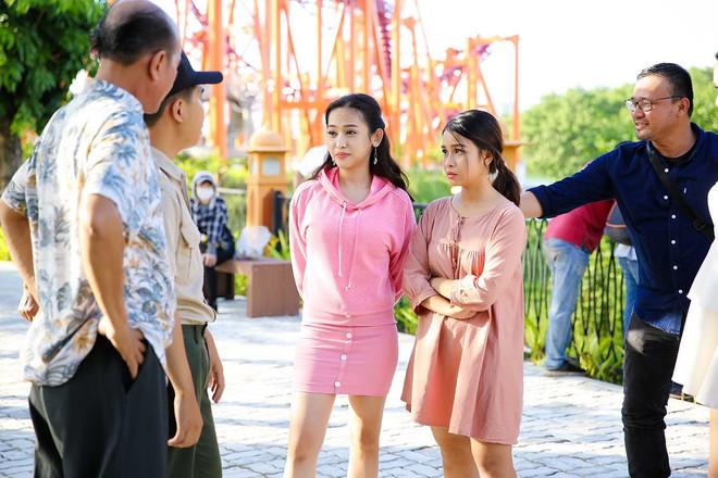 Hết náo loạn The Face, hot girl thị phi Thúy Vi lại đóng phim cùng Hoài Lâm - Ảnh 5.