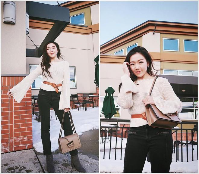 Tranh thủ trời mát mẻ, các quý cô Châu Á đồng loạt diện blazer xuống phố trong street style tuần này - Ảnh 16.