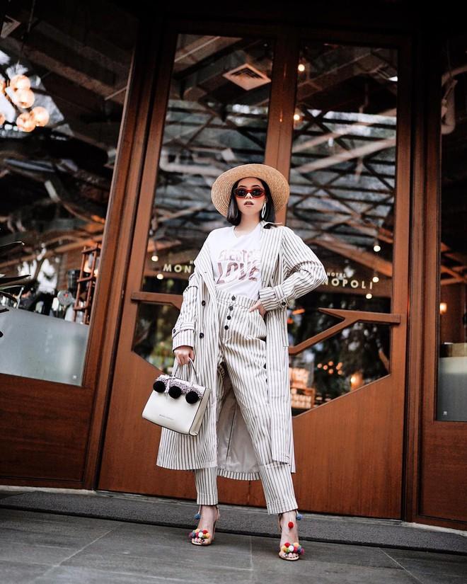 Tranh thủ trời mát mẻ, các quý cô Châu Á đồng loạt diện blazer xuống phố trong street style tuần này - Ảnh 11.