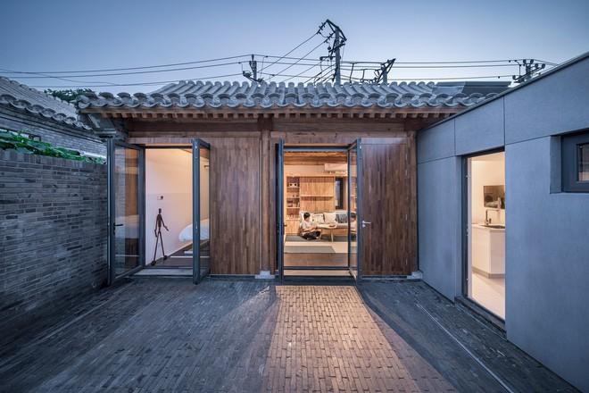 Căn nhà truyền thống nhỏ gọn nhưng đầy đủ tiện ích - Ảnh 2.