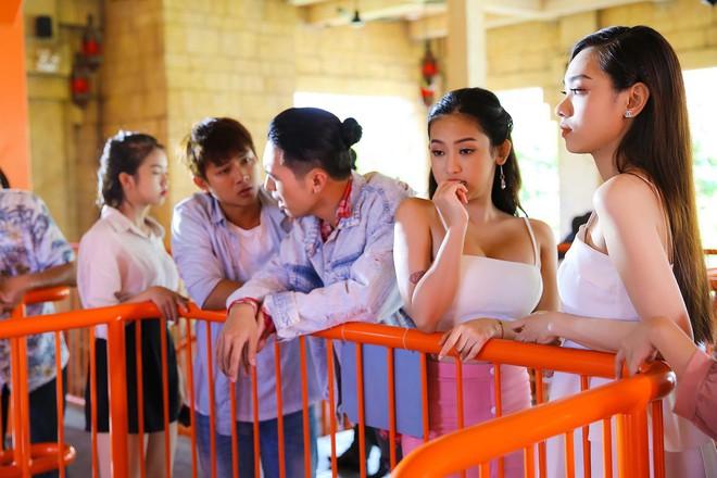 Hết náo loạn The Face, hot girl thị phi Thúy Vi lại đóng phim cùng Hoài Lâm - Ảnh 8.