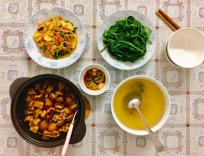 Thực đơn cơm tối cả tuần của cô nàng 8X thích nấu ăn từ khi lấy chồng - Ảnh 3.