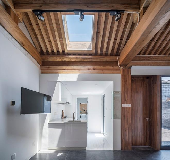 Căn nhà truyền thống nhỏ gọn nhưng đầy đủ tiện ích - Ảnh 6.