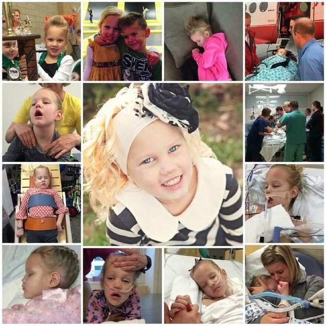 Con gái kêu đau họng nên mẹ đưa đến gặp bác sĩ và cho uống thuốc cảm cúm thông thường, 6 tháng sau cô bé qua đời - Ảnh 6.