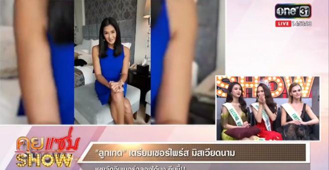Bị MC Thái hỏi về chuyện mua giải, Hương Giang đáp: Tôi không đẹp sao? - Ảnh 6.