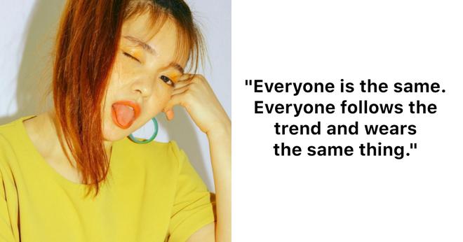 Mẫu Nhật gây tranh cãi nảy lửa vì thẳng thừng nhận xét thời trang Hàn: Ai cũng như ai ăn mặc y hệt nhau! - Ảnh 1.