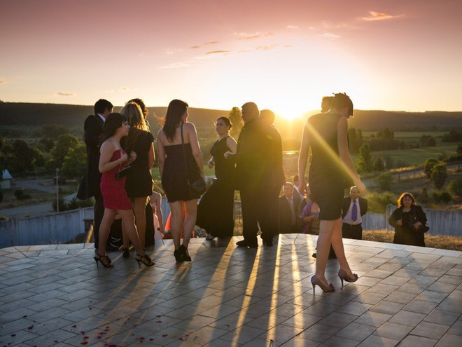 12 điểm khác biệt trong đám cưới truyền thống của Nhật Bản: Ai được mời thì đến, không rủ người khác đi cùng! - Ảnh 2.