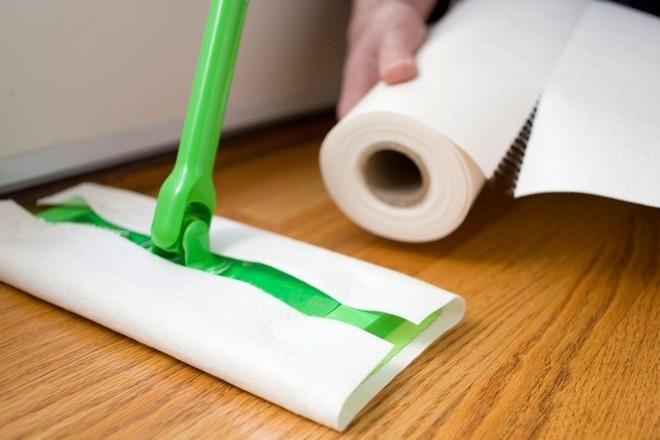 Nếu cảm thấy nhà dùng tốn giấy vệ sinh quá, hãy thử cuộn giấy cực bền, lau bẩn lại giặt sạch được này - Ảnh 3.