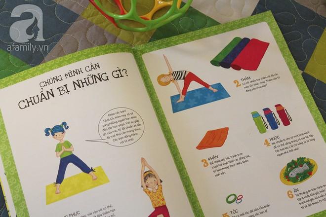 12 động tác yoga giúp trẻ tăng khả năng tập trung, điều cực kì cần thiết khi vào lớp 1 - Ảnh 2.