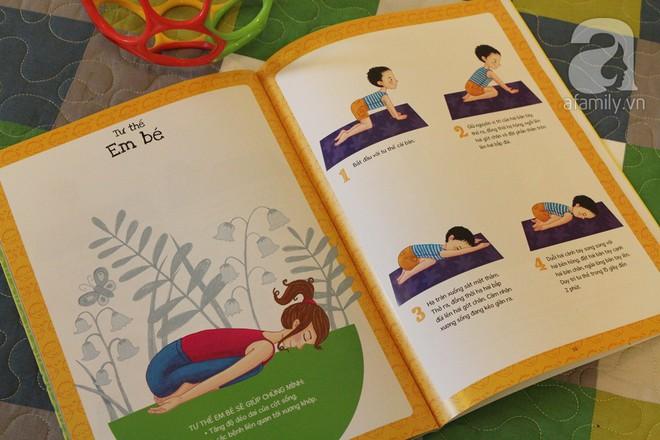 12 động tác yoga giúp trẻ tăng khả năng tập trung, điều cực kì cần thiết khi vào lớp 1 - Ảnh 4.