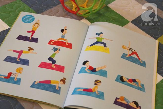 12 động tác yoga giúp trẻ tăng khả năng tập trung, điều cực kì cần thiết khi vào lớp 1 - Ảnh 5.