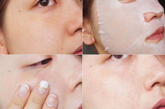 3 loại mặt nạ giúp bạn tiết kiệm thời gian mỗi sáng, trong đó có 1 loại chỉ mất 7 giây để da đẹp lên trông thấy - Ảnh 4.