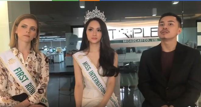 Vừa đăng quang Hoa hậu, Hương Giang đã bày tỏ tham vọng mang cuộc thi Hoa hậu chuyển giới về Việt Nam - Ảnh 4.