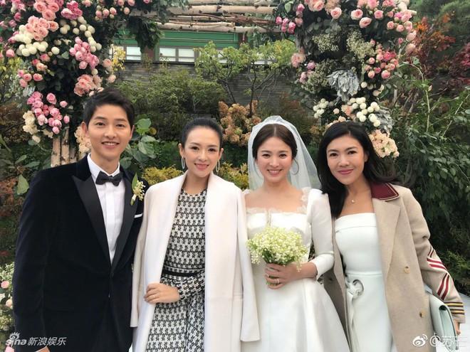 Cbiz choáng vì lá đơn từ chức của người phụ nữ quyền lực khiến Song Joong Ki, Phạm Băng Băng phải kiêng nể - Ảnh 7.