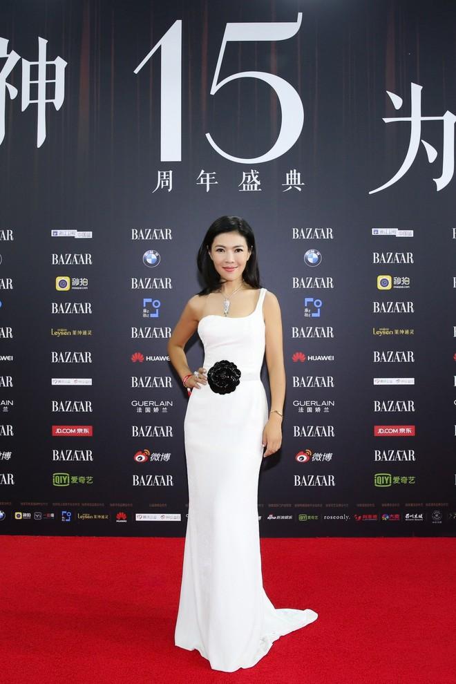 Ngắm phong cách của Tô Mang - người đàn bà U50 quyền lực trong giới thời trang Cbiz - Ảnh 13.