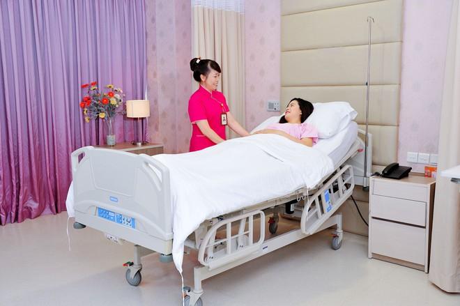 Bệnh viện sản nhi chuẩn Singapore đầu tiên ở Việt Nam gia nhập tập đoàn Hoàn Mỹ - Ảnh 1.