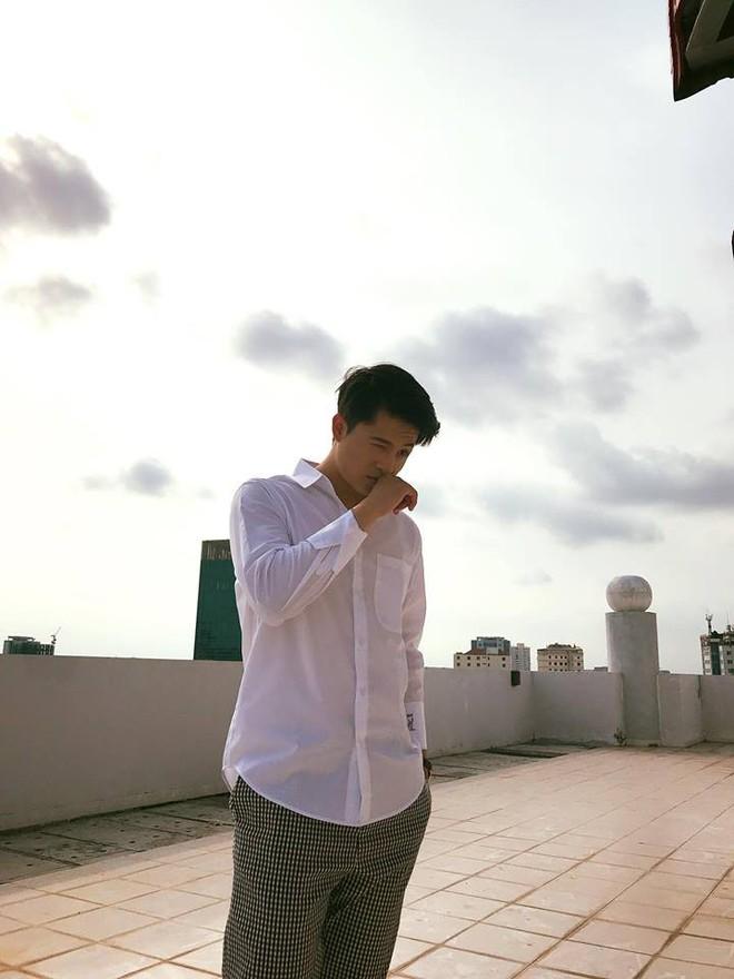 Bỏ ngoài tai những lời chê bai nhan sắc, Harry Lu đẹp như nam thần trong bộ ảnh mới - ảnh 9