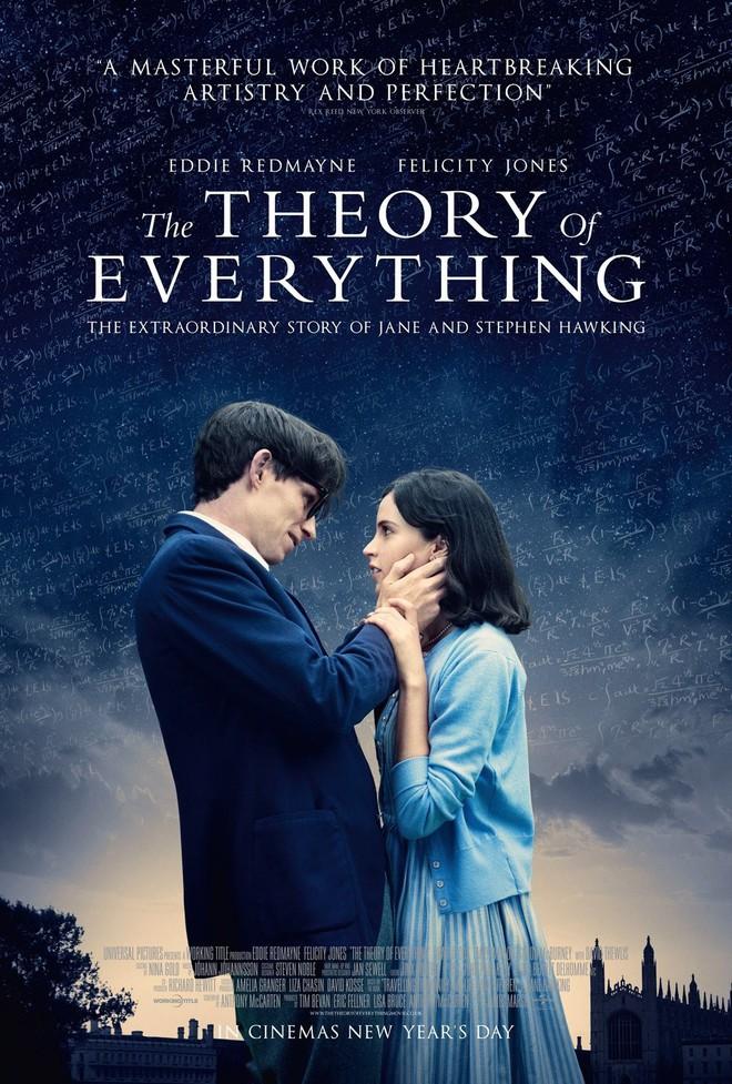 Stephen Hawking đã yên giấc nhưng cuộc đời của ông sẽ lấy nước mắt của bạn khi xem bộ phim đầy xúc động này - ảnh 5
