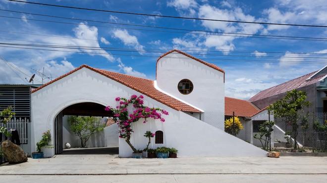 Ngôi nhà quê đẹp như tranh vẽ, khiến người thành phố nhìn cũng phát ghen ở Nha Trang - Ảnh 1.