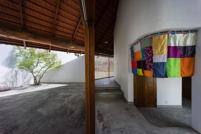 Ngôi nhà quê đẹp như tranh vẽ, khiến người thành phố nhìn cũng phát ghen ở Nha Trang - Ảnh 9.