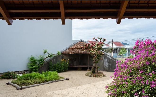 Ngôi nhà quê đẹp như tranh vẽ, khiến người thành phố nhìn cũng phát ghen ở Nha Trang - Ảnh 12.