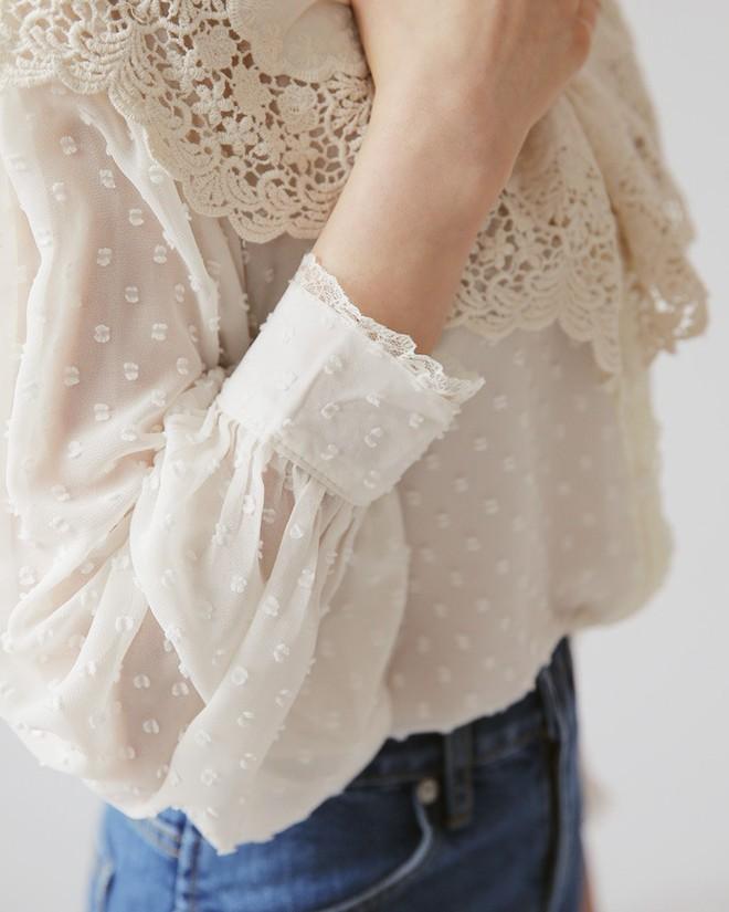 Hội bánh bèo sẽ được phen hỉ hả vì chiếc áo tay bồng này sẽ là hot trend năm nay  - Ảnh 5.