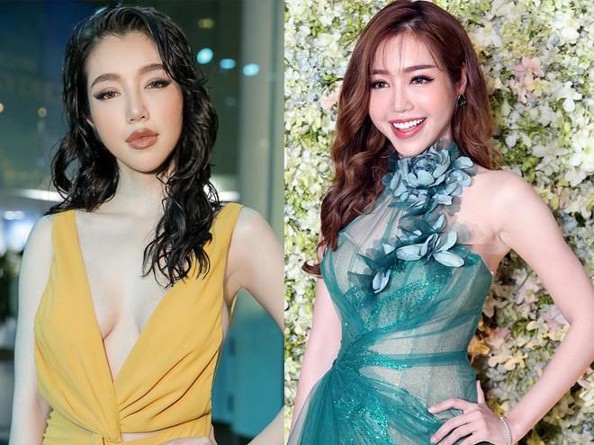 Ai đã hại Elly Trần với phong cách tóc xoăn ướt nhẹp cùng lối trang điểm môi tều quá đà thế này - Ảnh 5.