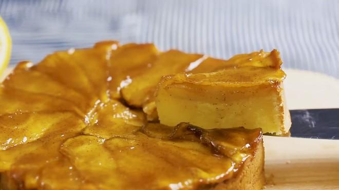 Làm bánh táo phô mai siêu ngon từ nồi cơm điện - Ảnh 6.