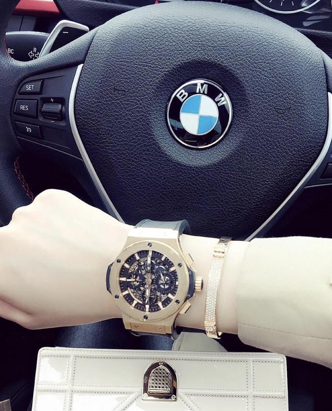 Thêm một tay chơi đồng hồ bạc tỷ của Vbiz đã lộ diện, và đó chính là Jolie Nguyễn! - Ảnh 12.