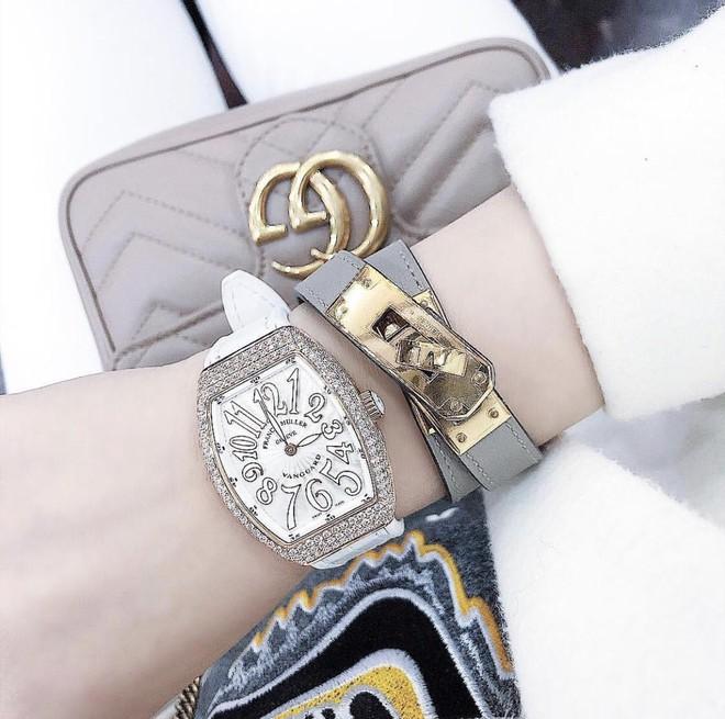 Thêm một tay chơi đồng hồ bạc tỷ của Vbiz đã lộ diện, và đó chính là Jolie Nguyễn! - Ảnh 6.