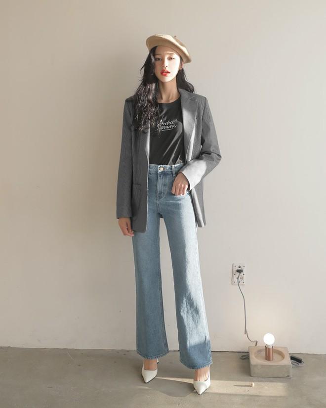 Sắm gì thì sắm, tủ đồ của bạn nên có đủ 4 kiểu quần jeans này để không bao giờ phải lo không có gì để mặc - Ảnh 8.