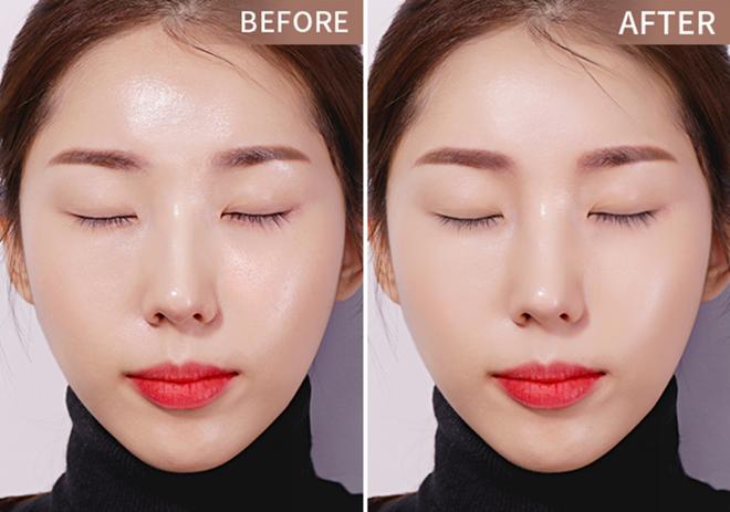 Hóa ra để có da mặt căng bóng mà vẫn ráo mịn, thì các quý cô xứ Hàn còn dùng thêm loại phấn này - Ảnh 3.
