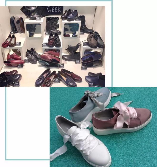 Ngoài Zara và H&M, các nàng công sở có thể tìm được những mẫu giày dép với đủ mọi giá tiền từ 6 thương hiệu này  - Ảnh 1.
