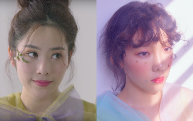 Vừa tung MV mới, Nam Em đã bị chỉ trích đạo nhái Teayeon SNSD - Ảnh 5.