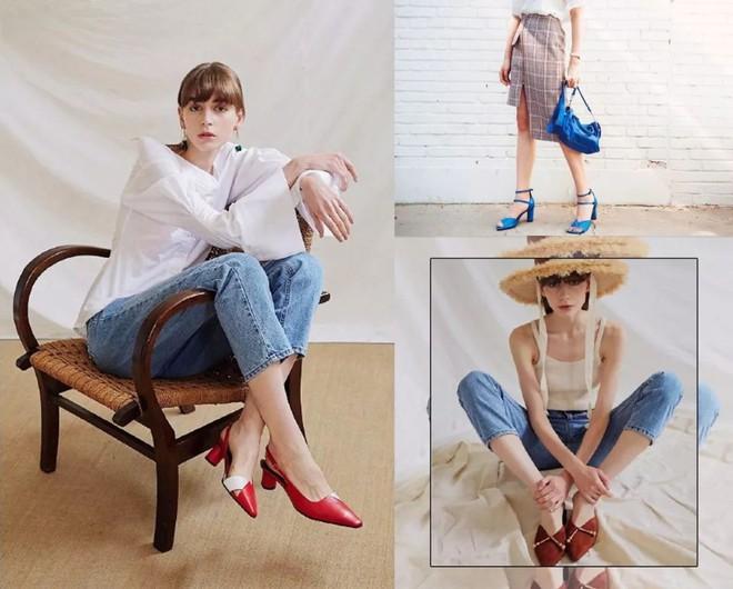 Ngoài Zara và H&M, các nàng công sở có thể tìm được những mẫu giày dép với đủ mọi giá tiền từ 6 thương hiệu này  - Ảnh 11.