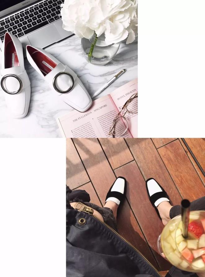 Ngoài Zara và H&M, các nàng công sở có thể tìm được những mẫu giày dép với đủ mọi giá tiền từ 6 thương hiệu này  - Ảnh 18.