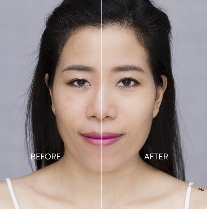 Hóa ra để có da mặt căng bóng mà vẫn ráo mịn, thì các quý cô xứ Hàn còn dùng thêm loại phấn này - Ảnh 13.