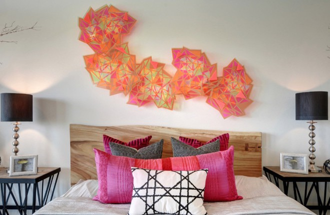 7 gợi ý siêu hay ho giúp cho không gian phòng ngủ của bạn vừa sang vừa xịn lại vừa xinh - Ảnh 11.