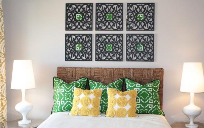 7 gợi ý siêu hay ho giúp cho không gian phòng ngủ của bạn vừa sang vừa xịn lại vừa xinh - Ảnh 9.