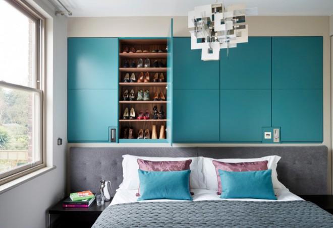 7 gợi ý siêu hay ho giúp cho không gian phòng ngủ của bạn vừa sang vừa xịn lại vừa xinh - Ảnh 13.