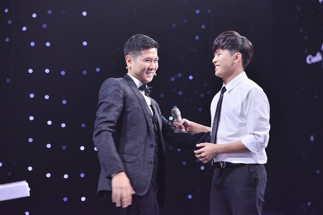 Ơn giời, nhờ Hồ Hoài Anh mà Gin Tuấn Kiệt không bị loại khỏi Sing my song  - Ảnh 7.