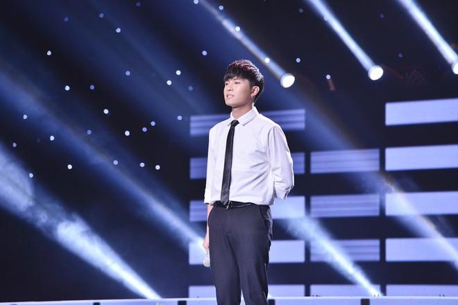 Ơn giời, nhờ Hồ Hoài Anh mà Gin Tuấn Kiệt không bị loại khỏi Sing my song  - Ảnh 2.