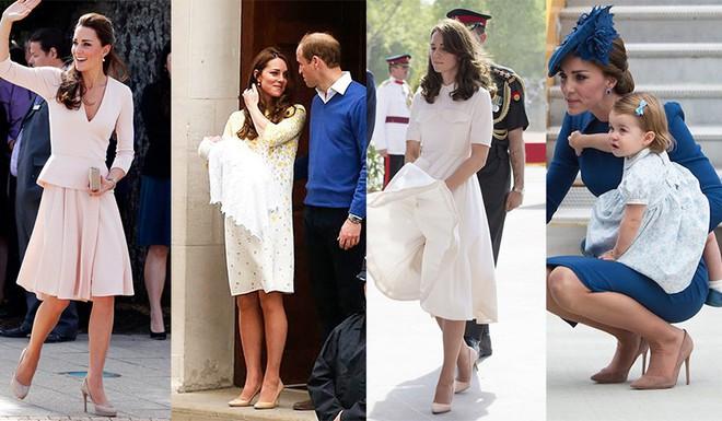 Từ Vbiz đến tận Hoàng gia Anh, Hà Tăng cùng Công nương Kate và Meghan đều có điểm chung phong cách mà phải đến ý lắm mới thấy - Ảnh 16.
