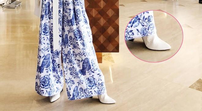 Đi giày tróc da nhưng Hoa hậu HHen Niê vẫn tự tin với thần thái ngút ngàn - Ảnh 2.