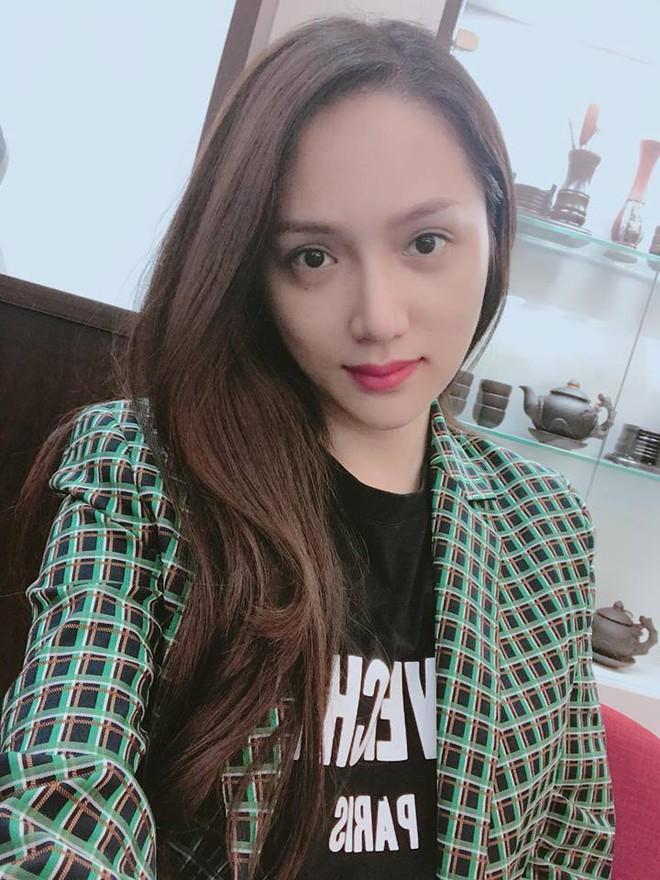 Ngắm nhan sắc của Hương Giang cùng các thí sinh Hoa hậu chuyển giới 2018 khi gạt bỏ lớp trang điểm  - Ảnh 2.