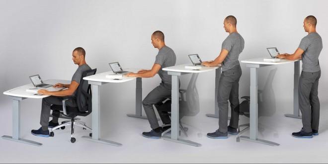Đứng hay ngồi làm việc mới là tốt nhất? Câu trả lời của các chuyên gia sẽ khiến bạn vô cùng bất ngờ - Ảnh 1.