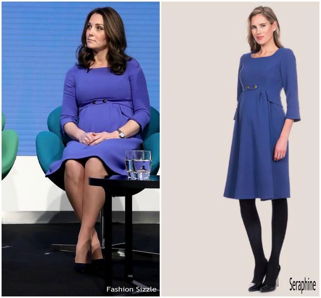 """Cùng dự sự kiện, Meghan Markle """"chơi trội"""" hơn công nương Kate Middleton khi diện hẳn váy đắt gấp 10 lần - Ảnh 4."""